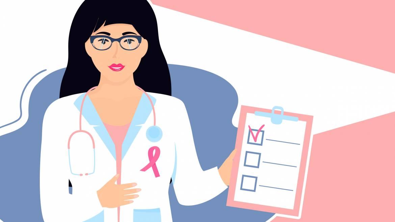 Diagnosing your breast lump